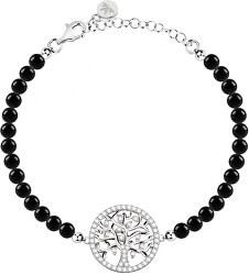 Stříbrný náramek Strom života Albero Della Vita SATB06