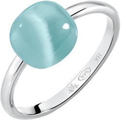 Stříbrný prsten Gemma SAKK890