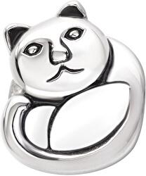 Ocelový přívěsek Drops Cat SCZ557