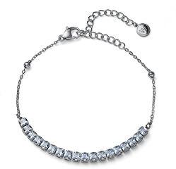 Elegantní náramek s krystaly Swarovski Raise 32284
