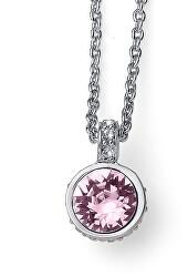Krásny náhrdelník s kryštálmi Swarovski Double 12007 212