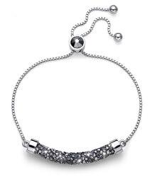 Luxusní náramek s krystaly Full Tuby 32230 SIL