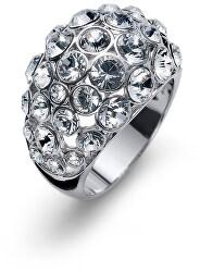 Luxus gyűrű kristályokkal Bola 41147R