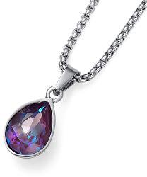 Náhrdelník s krystalem Delite 11974 132