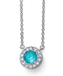 Náhrdelník s krystalem Loco 12087R 142