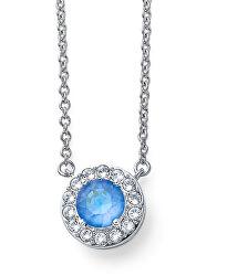 Náhrdelník s krystalem Loco 12087R 143