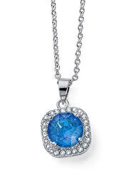 Precioso kristály nyaklánc 12088R 143