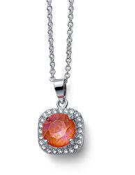 Precioso kristály nyaklánc 12088R 146