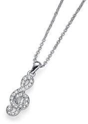 Náhrdelník s krystaly Clavis 11989