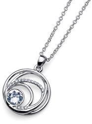 Náhrdelník s kryštálmi Orbit 11953