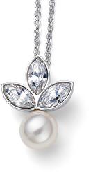 Náhrdelník s perličkou Touch Pearl 12076