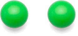 Náušnice Combi Neon Green 3090-GRE