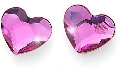 Náušnice s krystalem Corazina 22792R 502