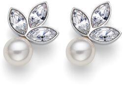 Náušnice s perličkami Touch Pearl 22860
