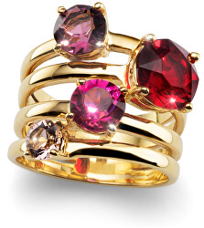 Originální prsten Duo 41123 RED