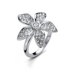 Originální prsten s krystaly Wonder 41146