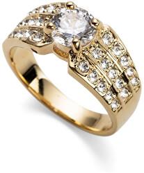 Pozlacený prsten Working Inspire 41125