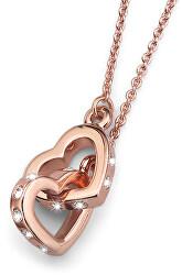 Rozkošný náhrdelník Fond 11615RG