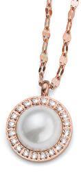 Slušivý náhrdelník Well 12068RG