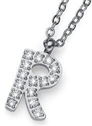 Stylový náhrdelník Initial R 11847