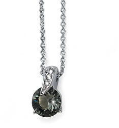 Tajemný náhrdelník s krystaly Swarovski Joice 12023 215