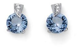 Třpytivé náušnice s krystaly Swarovski Joice 22821 202