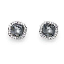Třpytivé náušnice s krystaly Swarovski Secret 22851R 922
