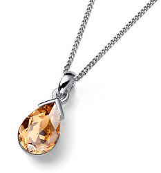 Úžasný náhrdelník s krystalem Swarovski Boost 12157 246