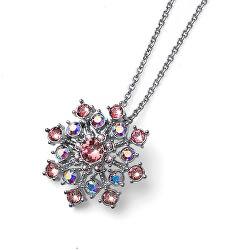 Zimní náhrdelník s krystaly Swarovski Freeze 12147