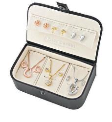Luxusný darčekový set náušníc a náhrdelníkov PXX0158Q