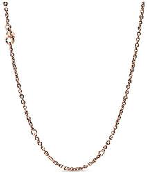 Elegantní bronzový řetízek Rose 388574C00-60