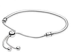 Elegantní stříbrný náramek 597125CZ-2