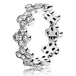 Něžný květinový prsten 191000CZ