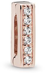 Rózsaszín aranyozott klip reflexiók 787633EN