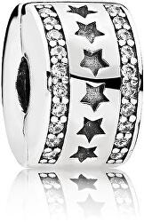 Silver Star Clip 796381RO