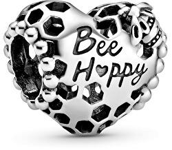 Stříbrný korálek Bee Happy 798769C00