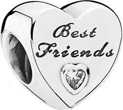 Strieborný korálik Best Friends 791727CZ