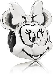 Stříbrný korálek Disney Minnie 791587