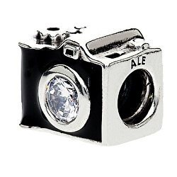 Strieborný korálik Fotoaparát 791709CZ