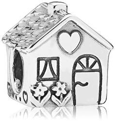Stříbrný korálek Sladký domov 791267