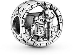 Stříbrný korálek Star Wars C-3PO a R2-D2 799245C00
