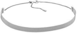 Stříbrný náhrdelník choker Reflexions 398252-38