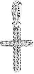 Stříbrný přívěsek Křížek 397571CZ