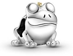 Stříbrný přívěsek žabí princ 799342C00