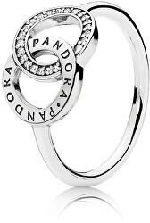 Stříbrný prsten 196326CZ