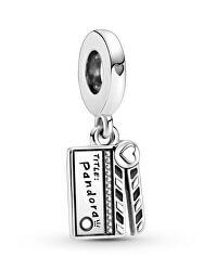 Stříbrný visací přívěsek Filmová klapka Moments 799423C01