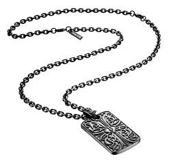 Designový pánský náhrdelník PJ25908PSB