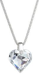 Náhrdelník Élan Crystal 6631 00 (řetízek, přívěsek)
