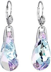 Náušnice Crystal Beauty Vitrail Light 6801 43