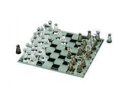 Dekorace Malé šachy z českého křišťálu Preciosa 0890 00